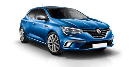Renault Megane 1.6 DCI